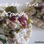 6 Pack Abs- Healthy Tuna Salad Crunch