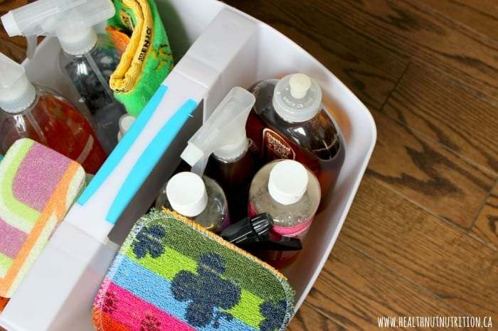 How to Make a Cleaning Kit