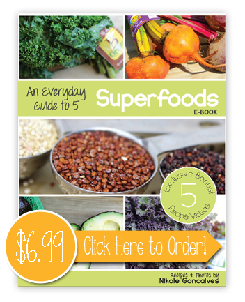 Superfood ebook