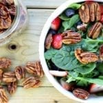 Spicy Candied Pecan Recipe