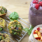 3 Healthy Back to School Ideas for Breakfast