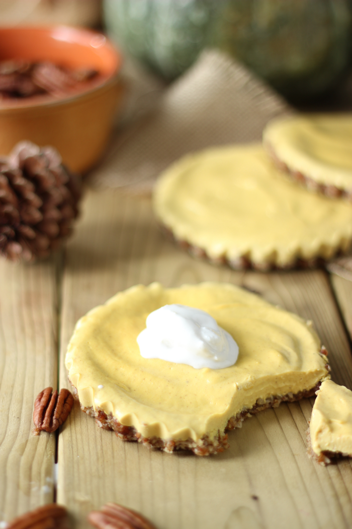 Real Food Pumpkin Pie Recipe
