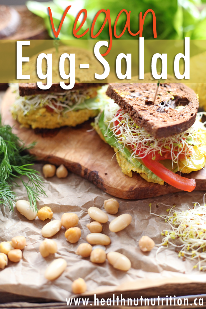 Vegan egg salad healthy lunch ideas forumfinder Image collections