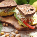 Vegan Egg Salad | Healthy Lunch Ideas