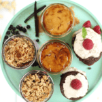 3 Mini Vegan Desserts for Two  Collab w/Fablunch