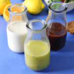 3 Healthy Summer Salad Dressing Recipes