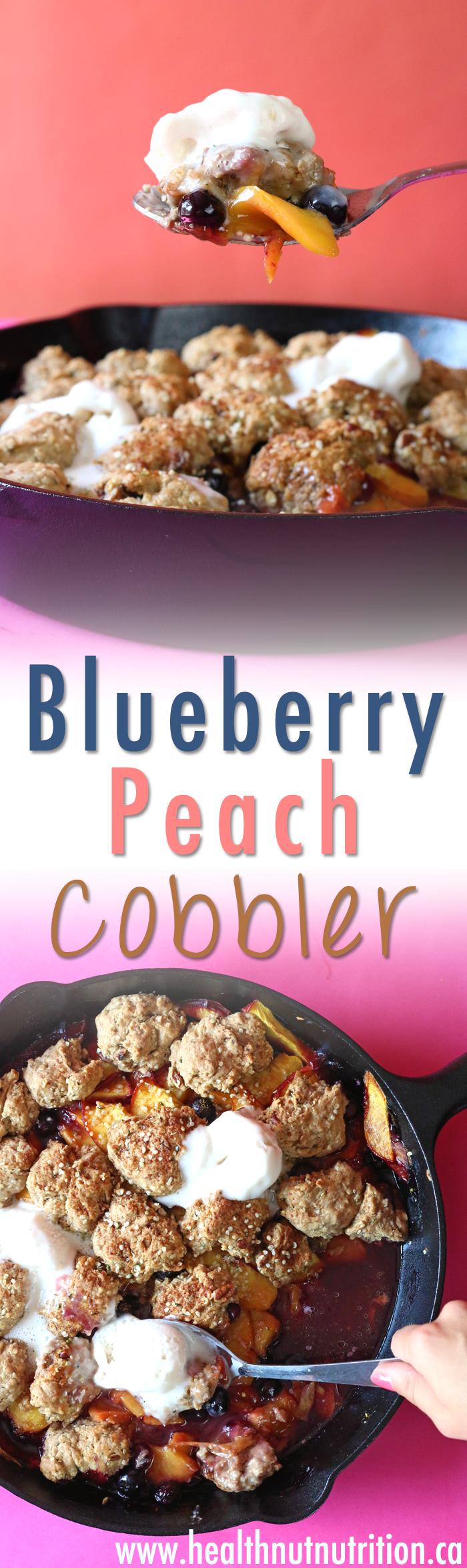 fruit cobbler healthy fruit and nut bars