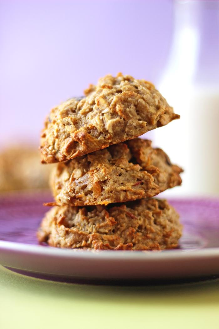 The Best Breakfast Cookies Healthnut Nutrition