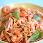 Gluten Free Shrimp Linguine Recipe