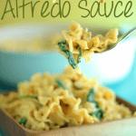 Dairy-Free Pumpkin Alfredo Pasta