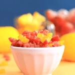 DIY Healthy Mini Gummy Bears