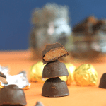 Healthy Homemade Rolo Chocolate