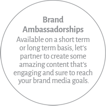 brand-ambassadorships