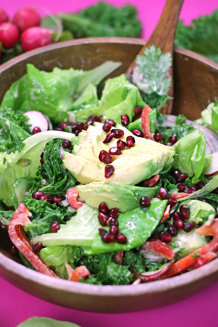 BEAUTY DETOX SALAD | GF & DF