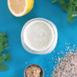 Cilantro Hemp Salad Dressing