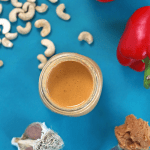 Red Pepper Miso Salad Dressing