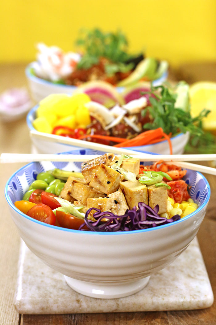 All You Can Eat Sushi >> How to Build the Perfect Poke Bowl