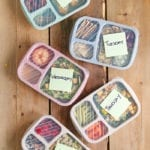 5 Easy Back to School Bento Box Lunches