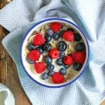 The Best Simple Bircher Muesli