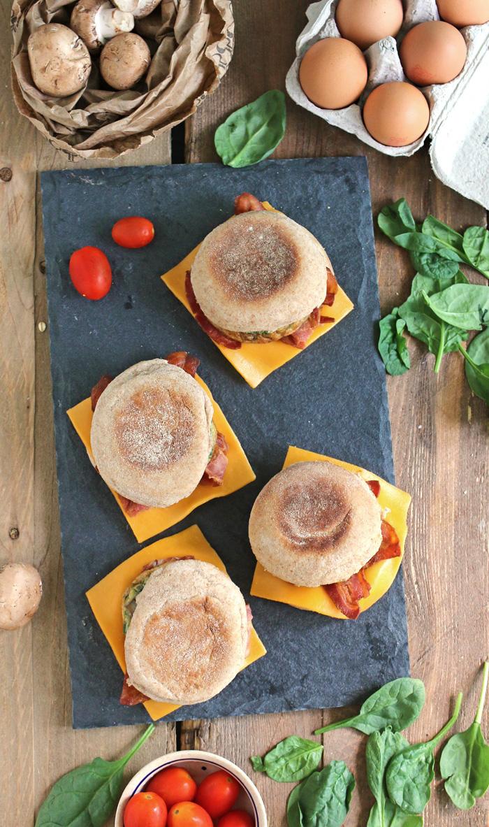easy diy breakfast food - 700×1183