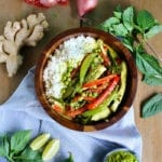 Life Changing Thai Green Curry