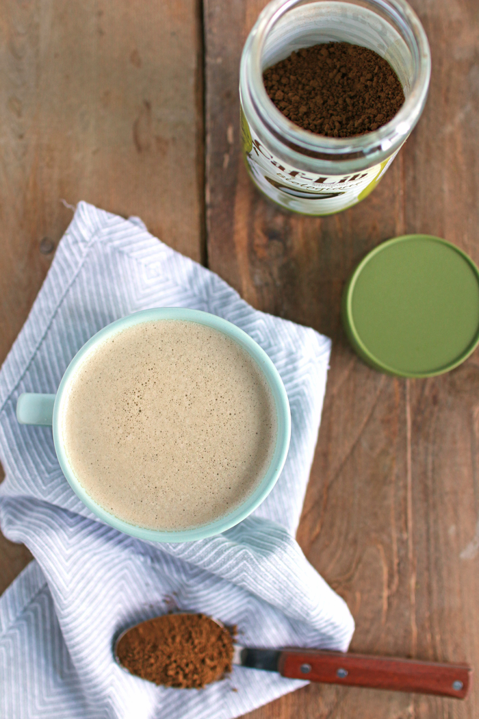 BEST Coffee Recipe! Dairy Free & Healthy!