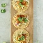 Simple Cauliflower Tacos