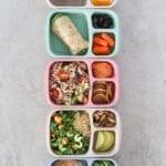 5 Easy Bento Box Lunches