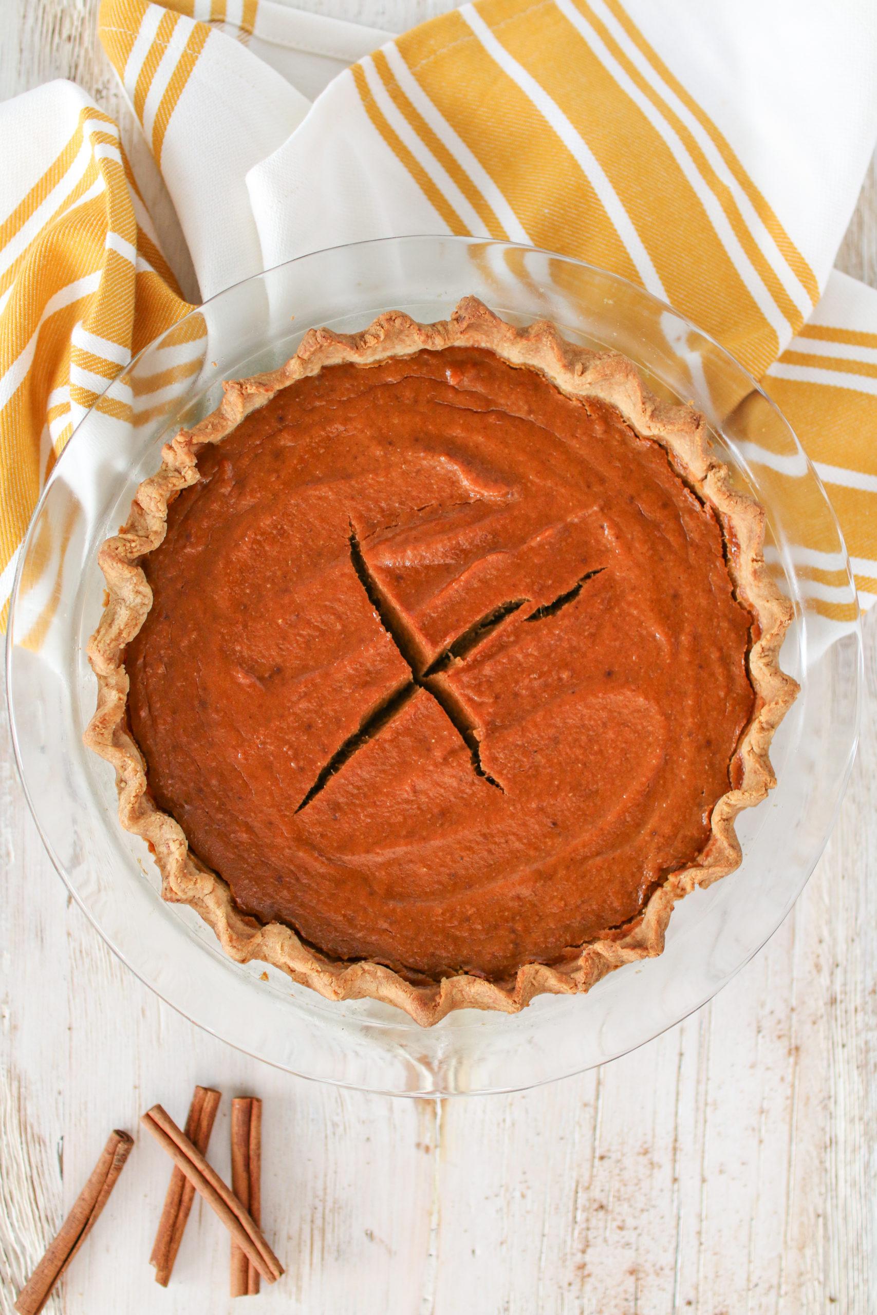 Bored of Pumpkin Pie Try This Tasty Alternative for ThanksgivingDinner
