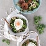 Kale and Quinoa Stir-Fry