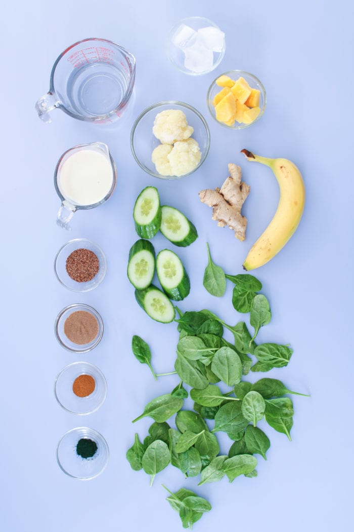 How to make the perfect green smoothie!