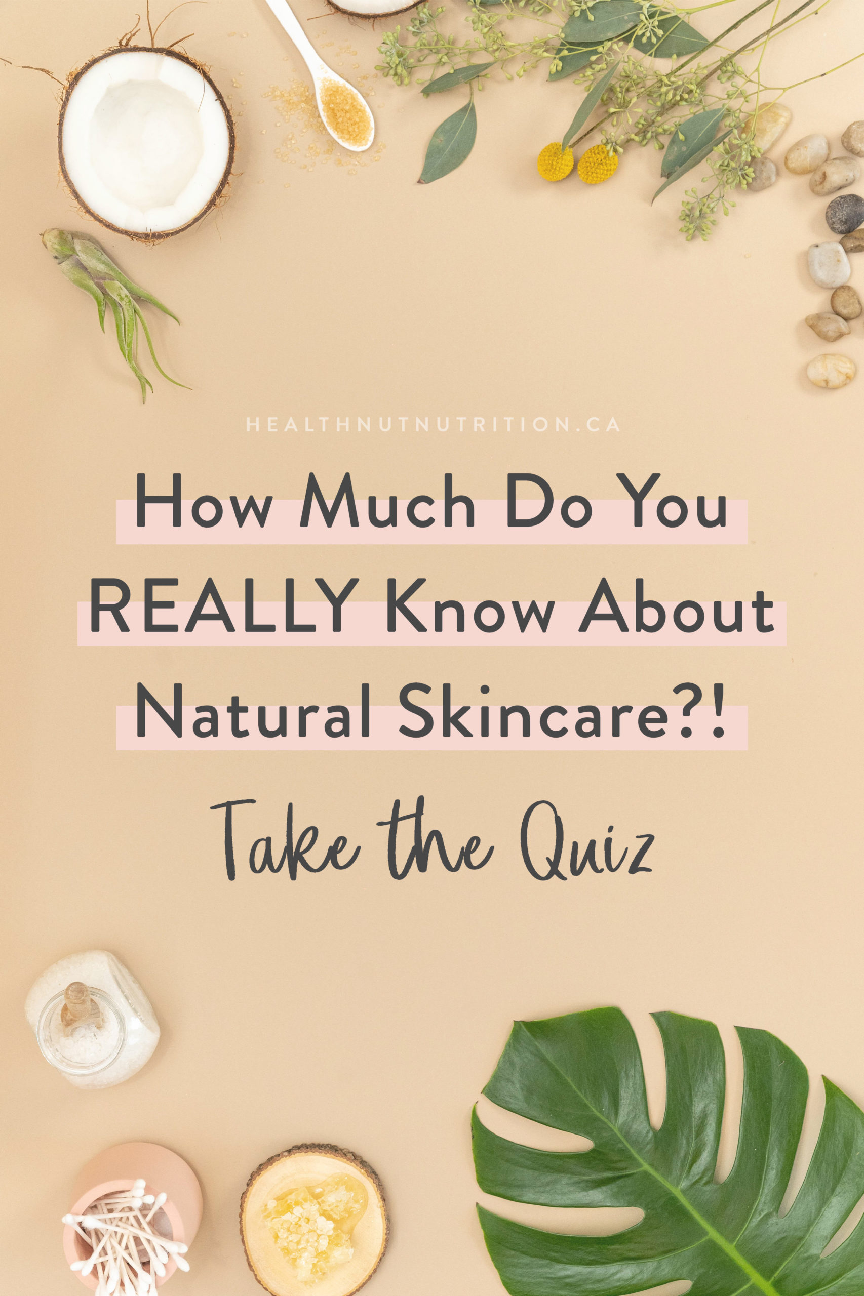 How much do you really know about natural skincare?