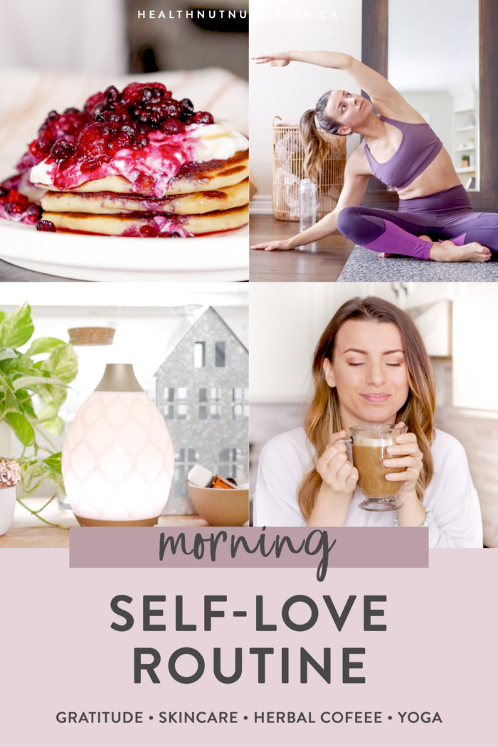 5 Self Care Habits to Add to Your Morning Routine for a happier, healthier and more productive day! These realistic habits can be easily incorporated into your daily routine.