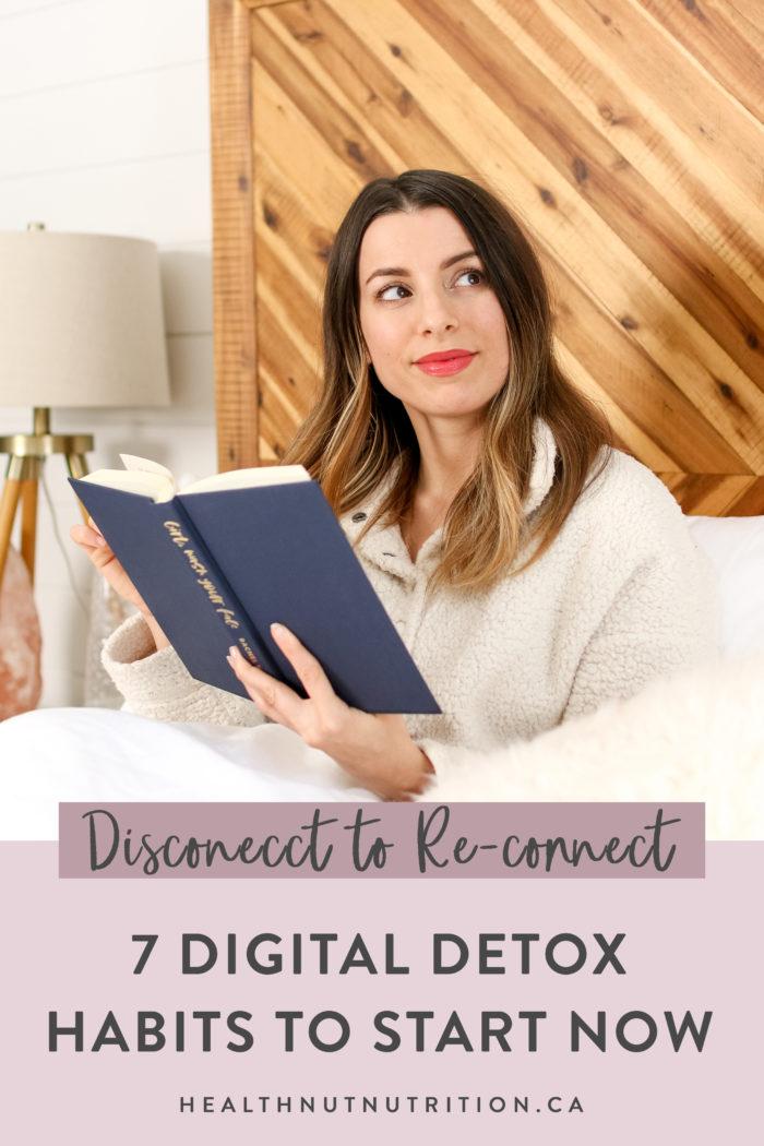 7 Digital Detox Habits to Start Now