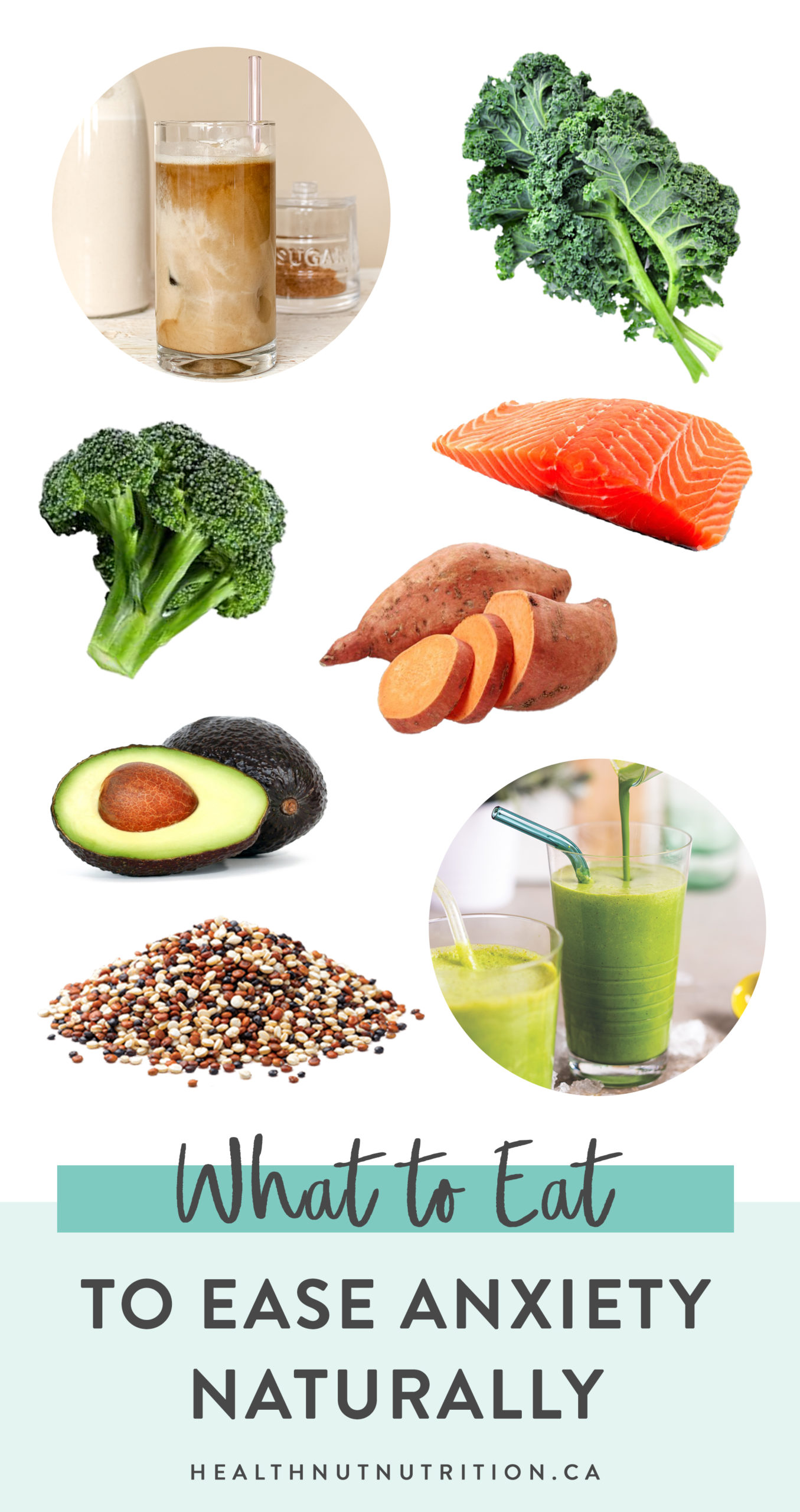 Feel good food to help boost your mood, alleviate stress and leave you feeling happy, vibrant and energized! What I eat in a day for anxiety management.