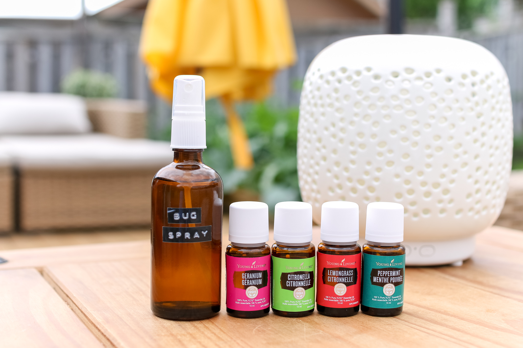 This is your summer essential oil survival guide! I have included 5 must-have DIYs that are 100% non-toxic, healthy and safe to use for the whole family!