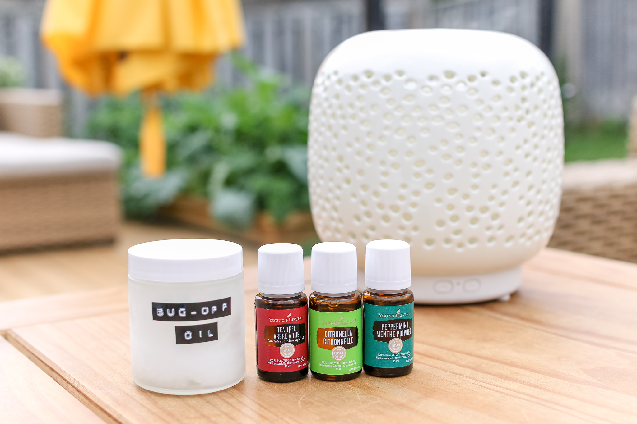The ultimate summer essential oil survival guide, with recipes for DIY bug spray, sunburn relief, after bite and more! These 5 must-have DIYs are 100% non-toxic, healthy and safe to use for the whole family!