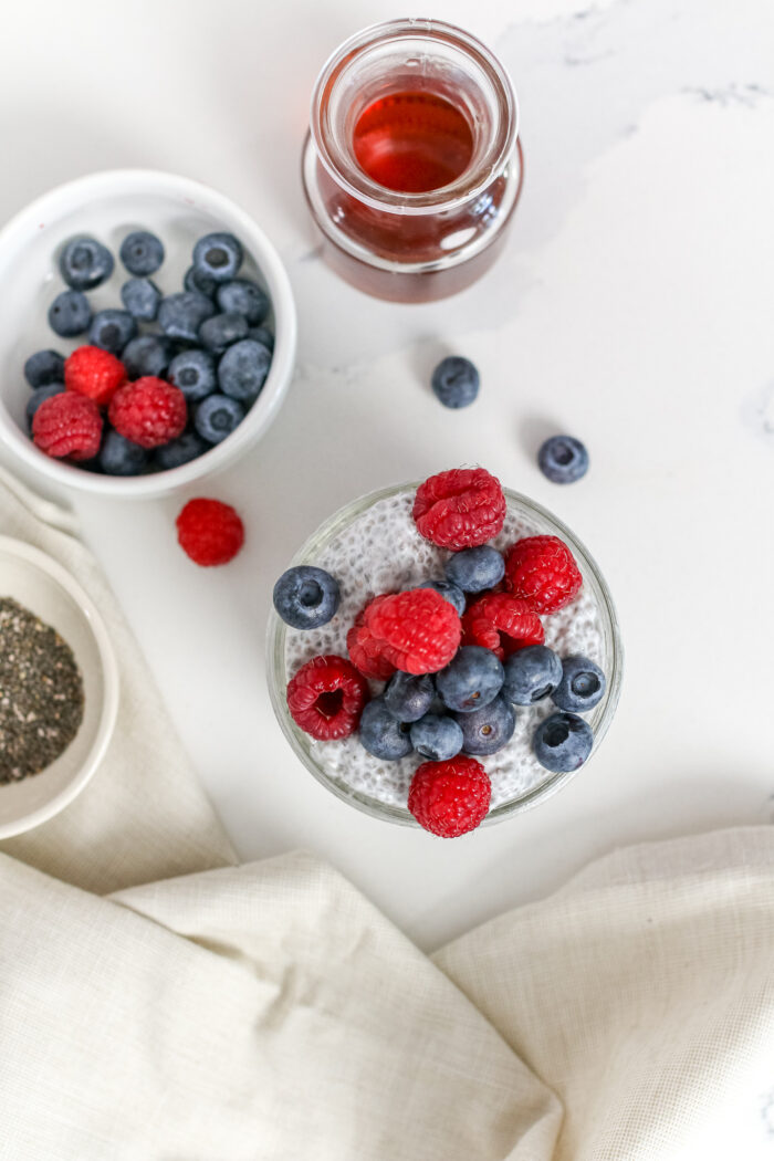 3 Ingredient Healthy Snacks that are delicious, easy, ready in under 5 minutes, and guaranteed to satisfy your cravings!