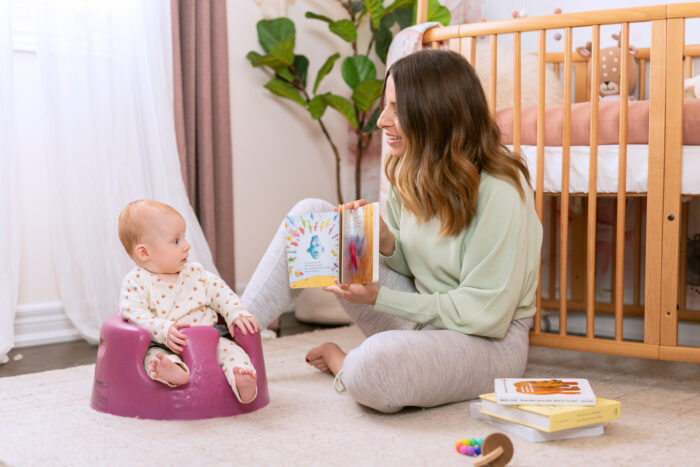 3-6 months baby must haves and essentials! Baby basics to add to your wishlist – from books, toys, clothing to carriers, bedtime essentials and more! What to splurge on and what's worth the hype as a first-time mom with a growing little!
