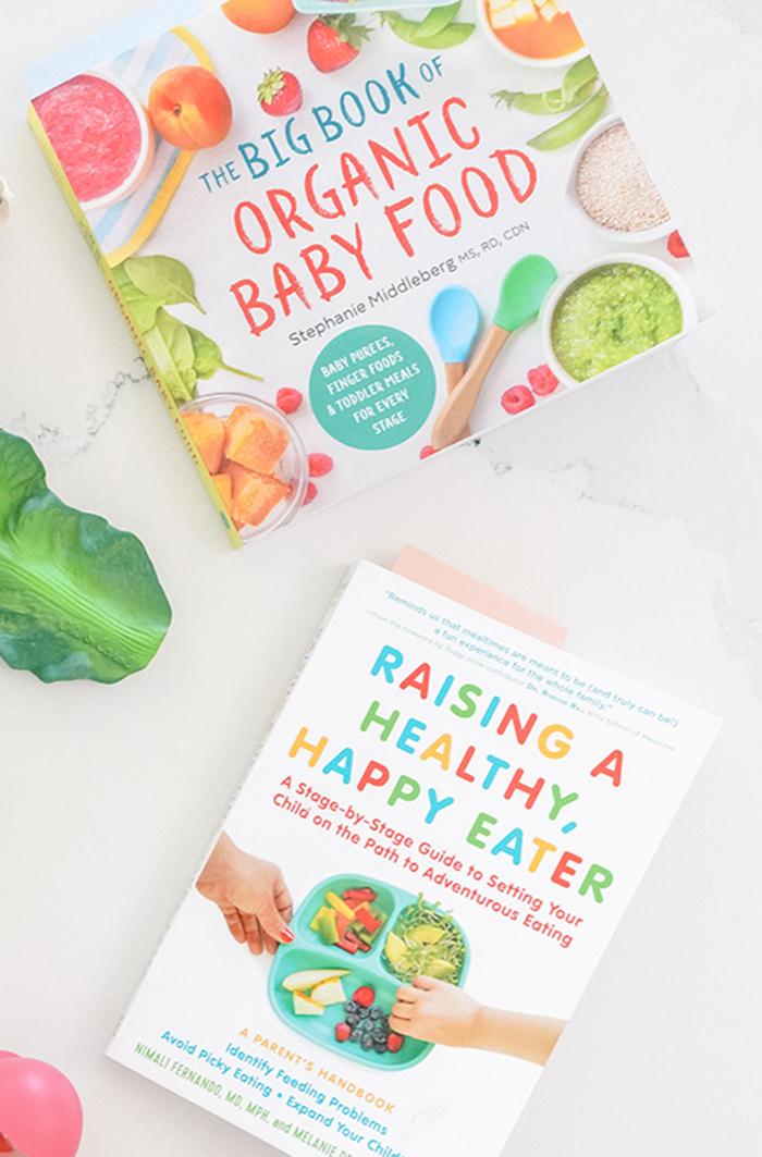 the big book of organic baby food and raising a healthy happy eater