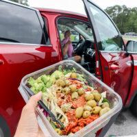 Road Trip Meals & Snack Ideas