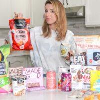 10 Healthy Snack Ideas